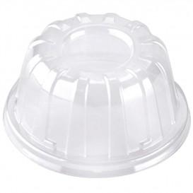 Tapa Alta de Plastico Transparente 11x6cm (100 Uds)