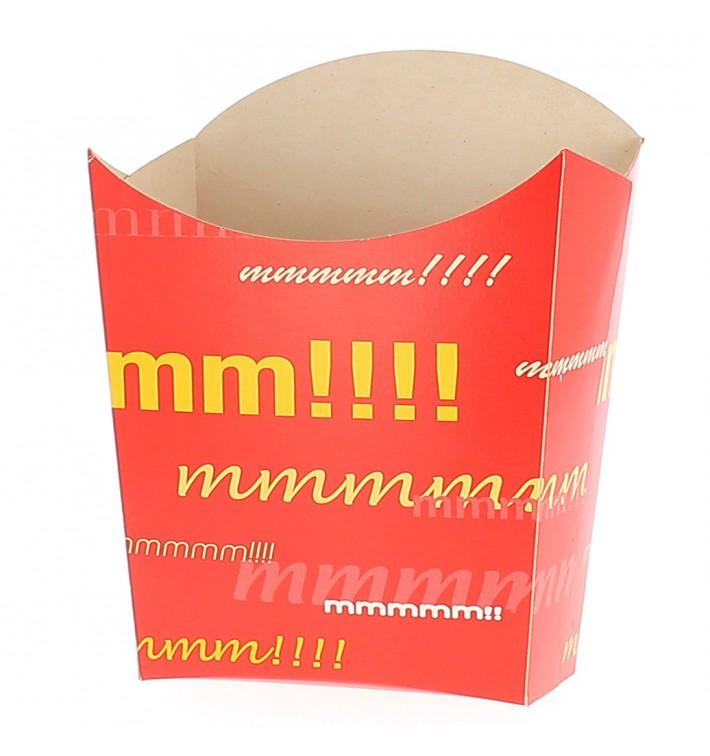 Caja para Fritas Grande 8,2x3,3x14,9cm (25 Uds)