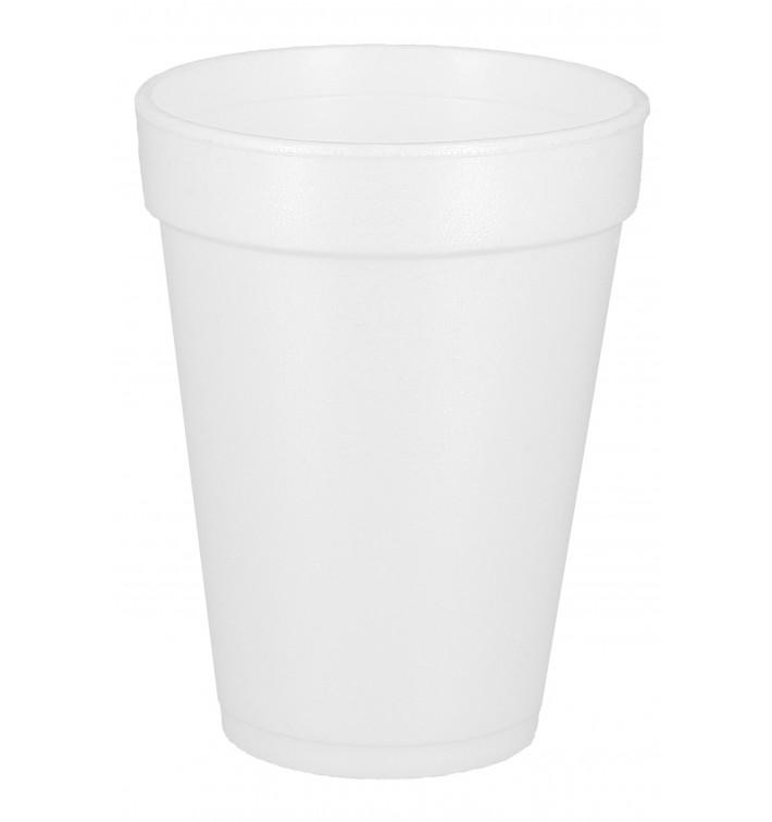 Vaso Termico Foam EPS 20Oz/600ml Ø9,4cm (25 Unidades)