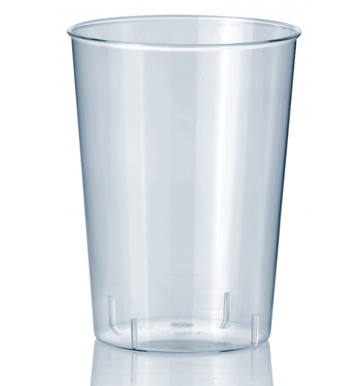 Vaso Inyectado Transparente PS 70ml (45 Uds)