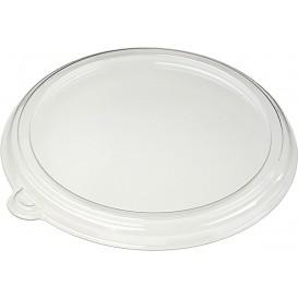 Tapa de Plastico PET Transparente para Bol 1000ml Ø21cm (25 uds)