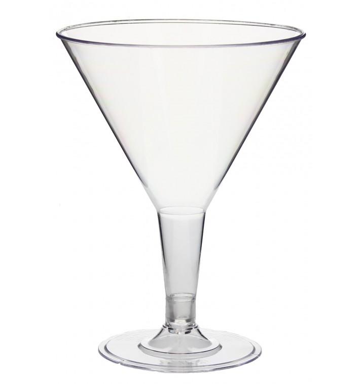 Copa de Plastico Transparente 215ml 2P (3 Uds)