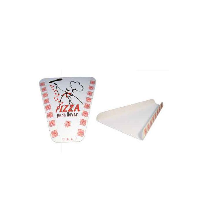 Cuña Porcion Pizza (100 Uds)