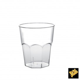 Vaso Plastico para Cocktail Transp. PP Ø84mm 270ml (20 Uds)