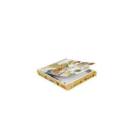 Cajas para Pizza 30x30x4 Vegetal (Paquete 100Uds)