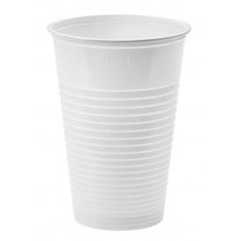 Vaso de Plastico PP Blanco 230ml Ø7,0cm (100 Uds)