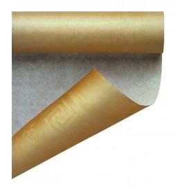 Mantel de Papel Rollo Oro 1,2x7m (1 Ud)
