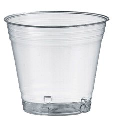 Vaso PLA Bio Transparente 160ml Ø7,2cm (50 Uds)