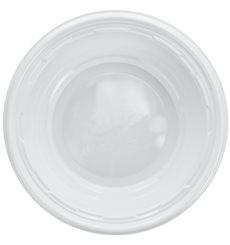 "Bol de Plastico PS ""Famous Impact"" Blanco 120ml (125 Uds)"