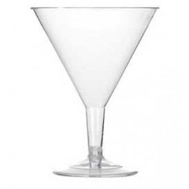 Copa de Plastico Transparente 215 ml (216 Uds)