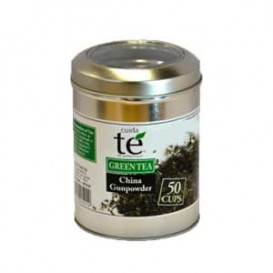 Té Verde China GunPowder a Granel 100 gr.