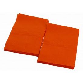 Servilletas de Papel Miniservis Naranja 17x17cm (160 Uds)