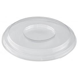 Tapa Bol Medium Dessert Transparente PET 250ml (6 Uds)