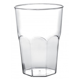Vaso Plastico para Cocktail Transp. PP Ø84mm 350ml (20 Uds)