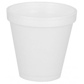 Vaso Termico Foam EPS 4Oz/120ml Ø6,9cm (50 Uds)