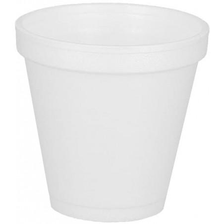 Vaso Termico Foam EPS 6Oz/180ml Ø7,4cm (25 Unidades)