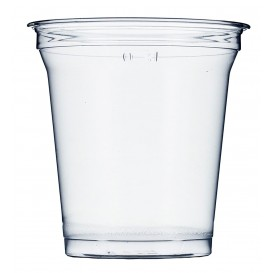 Vaso de Plastico PET 364 ml Ø9,5cm (75 Uds)