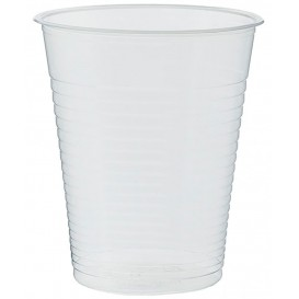 Vaso de Plastico PS Transparente 200ml Ø7,0cm (50 Uds)
