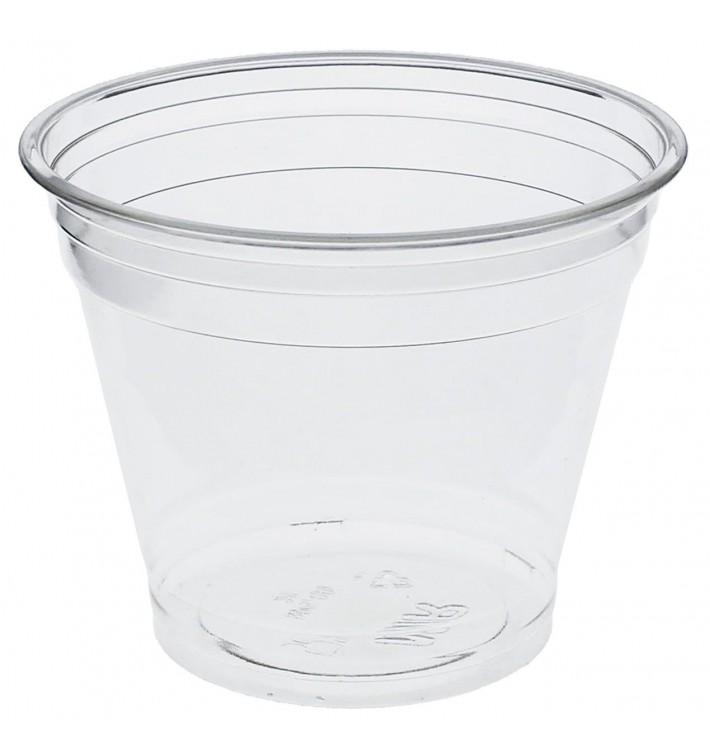 Vaso Rígido de PET 9 Oz/265ml Bajo Ø9,5cm (50 Uds)