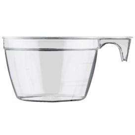 Taza de Plastico Cup Transparente 90ml (50 Uds)