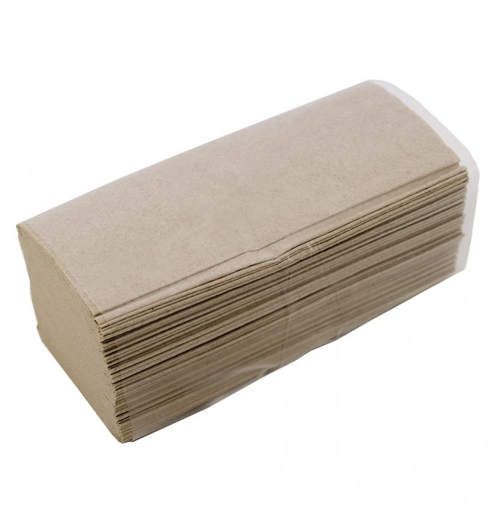 """Toalla Z Tissue Eco """"Recycled"""" 2C 22x21cm (190 Uds)"""