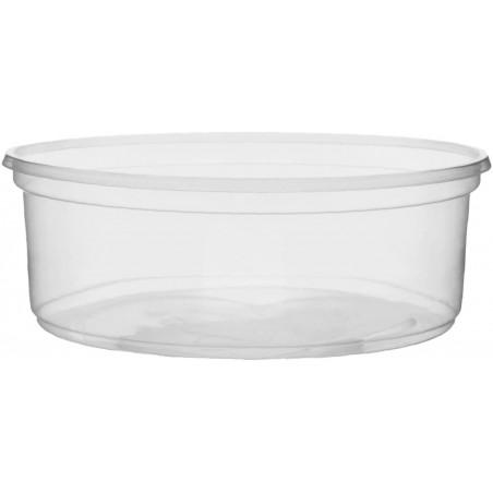 Tarrina de Plastico Transparente 150ml Ø10,5cm (50 Uds)