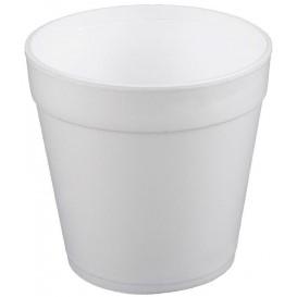 Tarrina Termico Foam Blanco 32Oz/950ml Ø12,7cm (25 Uds)