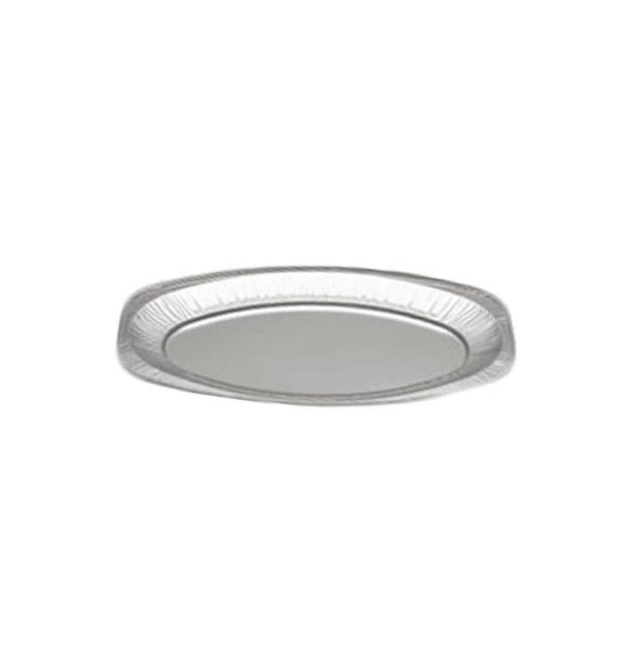 Bandeja Ovalada de Aluminio 1650ml (10 Uds)