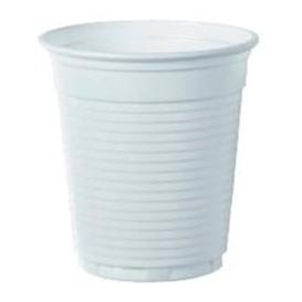 Vaso de Plastico PS Vending Blanco 166ml Ø7,0cm (100 Uds)