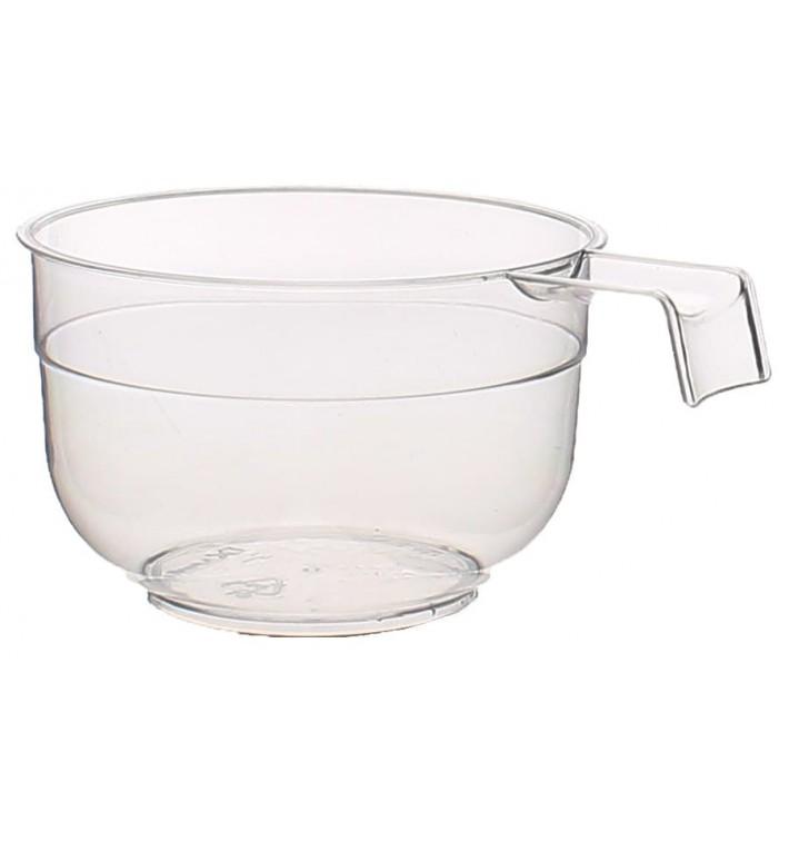 Taza de Plastico Transparente 120 ml (50 Unidades)