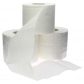 Papel Higienico Doméstico Laminado Blanco 30m (6 Uds)