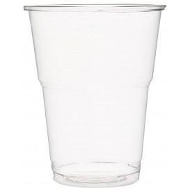 Vaso de Plastico PET Cristal Transparente 285 ml (85 Uds)