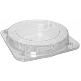 Caja para Tartas Transparente Ø26cm (5 Uds)