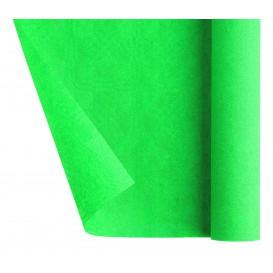 Mantel de Papel Rollo Verde 1,2x7m (1 Ud)