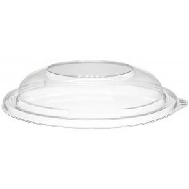 Tapa Alta de Plastico PET para Bol Transp. Ø150mm (63 Uds)