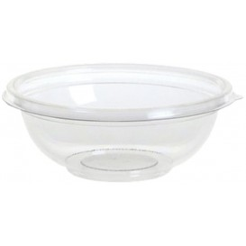 Bol de Plástico PET 500ml Ø140mm (50 Uds)
