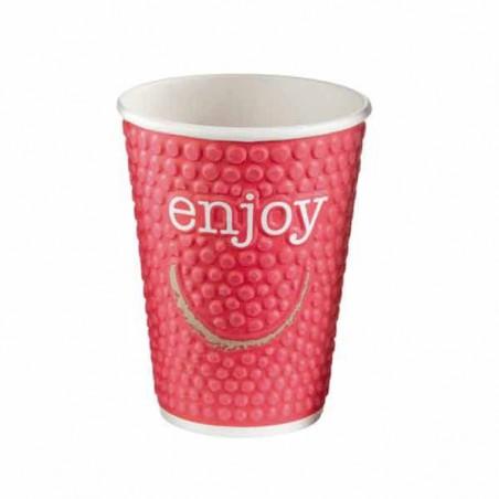 Vaso Café Enjoy de 9oz/267ml (35 Unidades)