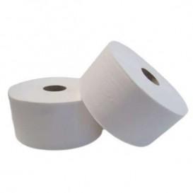 Papel Higienico Industrial 2C Laminado 0,35 Kg 115m (18 Uds)