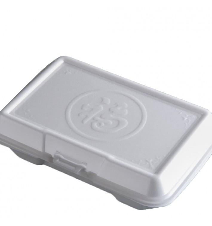 Envase Foam Oriental 240x140x70mm (100 Uds)