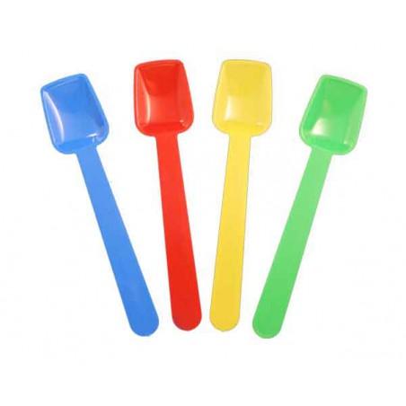 Cucharilla Plastico para Helados 90mm (1.000 Uds)