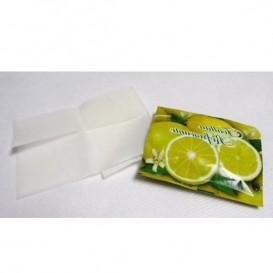 """Toallitas Refrescantes Limón motivo """"Limones"""" (500 Uds)"""