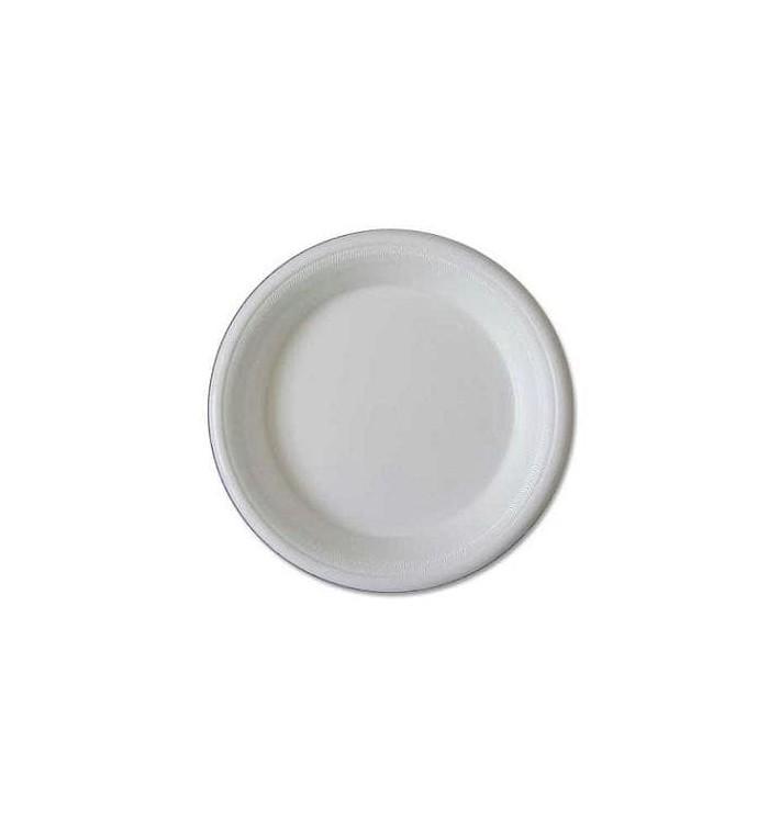 Plato Termico Foam Blanco 225 mm (100 Uds)