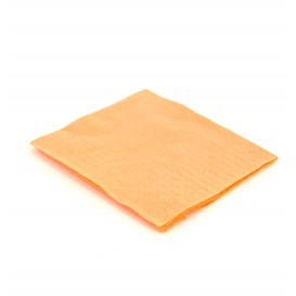 Servilleta de Papel Cocktail 20x20cm Salmon (100 Uds)