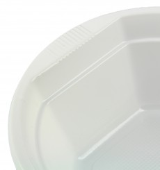 Bol de Plástico PS Blanco 300ml Ø11,9cm (100 Uds)