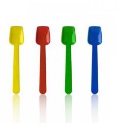 Cucharilla de Plastico para Helados 90 mm (1.000 Uds)
