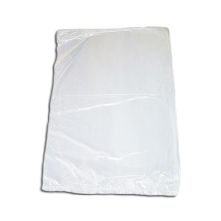 Bolsa Plastico Transparente 21X27cm Galga-80 (500 Unidades)