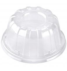 Tapa Alta de Plastico Transparente 105x60mm (100 Uds)
