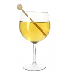Agitador de Madera para Whisky 150 mm (100 uds)
