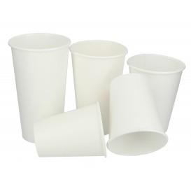 Vaso Cartón 10 Oz/300 ml Blanco Ø8,4cm (50 Uds)
