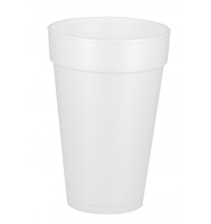 Vaso Termico Foam EPS 16Oz/480ml Ø9,4cm (25 Uds)
